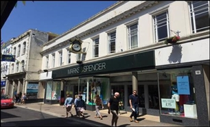 30,341 SF High Street Shop for Sale  |  44 - 46 Market Street, Falmouth, TR11 3AJ