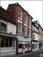686 SF High Street Shop for Rent  |  29 Stone Street, Cranbrook, TN17 3HH