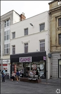 1,215 SF High Street Shop for Rent  |  8 Gallowtree Gate, Leicester, LE1 1DA