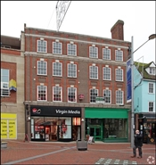 1,448 SF High Street Shop for Rent  |  Unit 2, 4-6 Broad Street, Reading, RG1 2BH