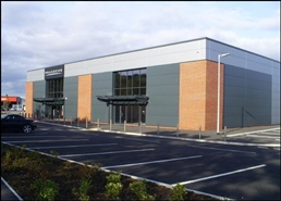 5,000 SF Retail Park Unit for Rent  |  Unit 3, Denbigh, LL16 3BS