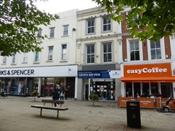 833 SF High Street Shop for Rent  |  51 King William Street, Blackburn, BB1 7DJ
