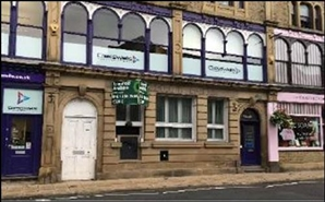 1,167 SF High Street Shop for Rent  |  8 - 10 Market Street, Hebden Bridge, HX7 6AE