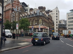 1,081 SF High Street Shop for Rent  |  246-248 Great Portland Street, London, W1W 5QY