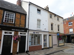 261 SF High Street Shop for Sale  |  1 Cornmarket, Romsey, SO51 8GB