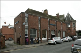 1,122 SF High Street Shop for Rent  |  Barclays Bank Plc, Sandbach, CW11 1AS