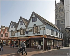 1,100 SF High Street Shop for Rent  |  30-32 Tavern Street, Ipswich, IP1 3AP