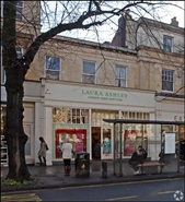 4,495 SF High Street Shop for Rent  |  92 Promenade, Cheltenham, GL50 1NG