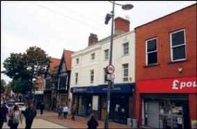 3,358 SF High Street Shop for Rent  |  39 - 41 Bridge Street, Worksop, S80 1DA