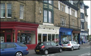 591 SF High Street Shop for Rent  |  12 Cowpasture Road, Ilkley, LS29 8SR