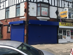 523 SF Out of Town Shop for Rent  |  340 Slade Lane, Levenshulme, M19 2BL