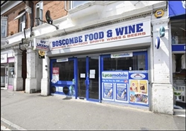 506 SF High Street Shop for Rent  |  21 Sea, Bournemouth, BH5 1DH