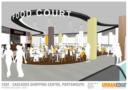 High Street Shop for Rent  |  Food Court, Portsmouth, PO1 3RJ