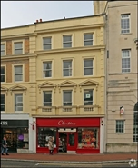 1,153 SF High Street Shop for Rent  |  55 Old Christchurch Road, Bournemouth, BH1 1DT