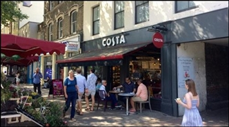 1,610 SF High Street Shop for Rent  |  246 Chiswick High Road, London, W4 1PD