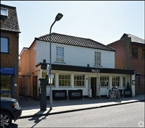 3,196 SF High Street Shop for Rent  |  Johnston House, Woodford Green, IG8 0XA