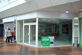 Shopping Centre Unit for Rent  |  Bridge Shopping Centre, Portsmouth, PO1 5AG