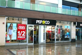 4,709 SF High Street Shop for Rent  |  20 Willow Place, Corby, NN17 1NU
