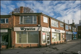 2,212 SF High Street Shop for Sale | 138 Hardwick Road, Sutton Coldfield, B74 3DP