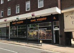 1,100 SF High Street Shop for Rent | 10A College Street, Worcester, WR1 2LU