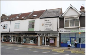 2,251 SF High Street Shop for Sale  |  149 London Road, Portsmouth, PO2 9AA
