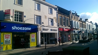 3,145 SF High Street Shop for Sale  |  15 Newgate Street, Bishop Auckland, DL14 7HG