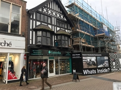 839 SF High Street Shop for Rent  |  17 St Peters Street, Hereford, HR1 2LE