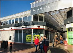 1,975 SF Shopping Centre Unit for Rent  |  Unit 11, Angel Walk Shopping Centre, Tonbridge, TN9 1TJ