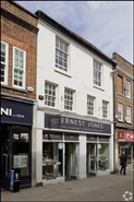 927 SF High Street Shop for Rent  |  123-124, Winchester, SO23 9AS