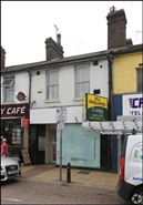 632 SF High Street Shop for Rent  |  179 High Street, Gillingham, ME7 1AQ