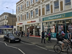 2,927 SF High Street Shop for Rent  |  320 North End Road, Fulham, London, SW6 1NG