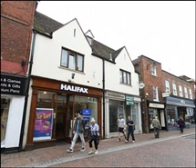 750 SF High Street Shop for Rent  |  65B High Street, Godalming, GU7 1AW