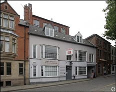 2,411 SF High Street Shop for Rent  |  3 - 5 High Pavement, Nottingham, NG1 1HF