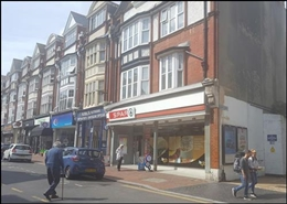 2,949 SF High Street Shop for Rent  |  25 Grove Road, Eastbourne, BN21 4TT