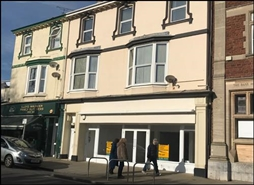 2,526 SF High Street Shop for Sale  |  6 The Strand, Dawlish, EX7 9PS