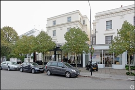 1,140 SF High Street Shop for Rent  |  227 - 229 Westbourne Grv, London, W11 2SE