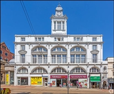 3,483 SF High Street Shop for Rent  |  Telegraph House, Sheffield, S1 2GA