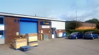 1,951 SF Out of Town Shop for Rent  |  Unit E10 West Ham Industrial Estate, Basingstoke, RG22 6HW