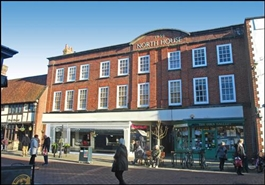 883 SF High Street Shop for Rent  |  North House, Chichester, PO19 1LR
