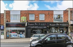 634 SF High Street Shop for Rent  |  16 Central Parade, Cleckheaton, BD19 3RU