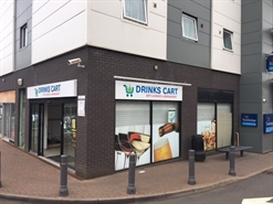 535 SF Out of Town Shop for Rent  |  Unit 1, Travelodge Development, Whitehall Road, Halesowen, B63 3JS