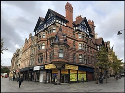 737 SF High Street Shop for Rent | 25 Long Row, Nottingham, NG1 2DR