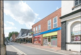 374 SF Shopping Centre Unit for Rent  |  Unit 16, Droitwich Spa, WR9 8DY