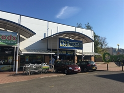 3,875 SF High Street Shop for Rent  |  Unit C, Oasis Retail Park, Corby, NN17 1PE
