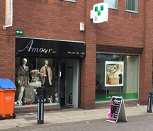 313 SF High Street Shop for Rent  |  27 Warrington Street, Ashton Under Lyne, OL6 6AZ