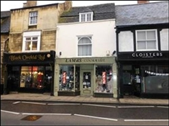 2,110 SF High Street Shop for Sale  |  8 St Marys Street, Stamford, PE9 2DE