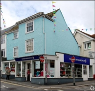 575 SF High Street Shop for Rent  |  4 Webber Street, Falmouth, TR11 3AU