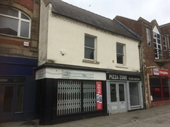 887 SF High Street Shop for Rent  |  Unit A, 44 Market Place, Bishop Auckland, DL14 7PB