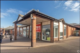 740 SF Shopping Centre Unit for Rent  |  Horsefair Shopping Centre, Wisbech, PE13 1AR