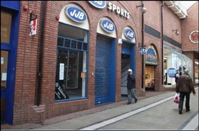 16,400 SF Shopping Centre Unit for Rent | 10 Grapes Lane, The Lanes Shopping Centre, Carlisle, CA3 8NH